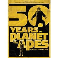 Planet of the Apes: 9-Movie Collection (Blu-ray + Digital HD) $22.99 + Free Shipping @ Best Buy