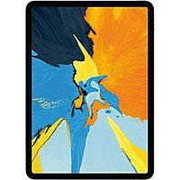 Apple 11-Inch iPad Pro (Latest Model) with Wi-Fi 256GB Space Gray MTXQ2LL/A - Best Buy $624.99