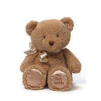 Gund My First Teddy Bear Baby Stuffed Animal, 10 inches $  5.94 AC + FS w/ Prime