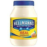 Add-on Item: Hellmann's Real Mayonnaise 30 oz for $  2.95