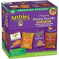Annie's Variety pack $7.00