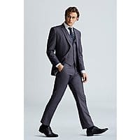 Perry Ellis Suit Sale w/ Suits from under $100, 2 for $60 Dress Shirts & Pants, Ties from $14.99, Dress Shoes from $44.99