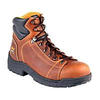 "Timberland PRO Men's TiTAN 6"" Safety Alloy Toe Work Boot 50506 - Brown $104.95 + FS"