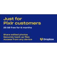 Free 25 GB Dropbox Space for 6 Months Image