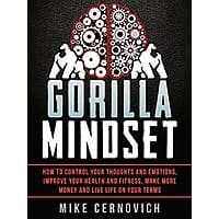 free ebook Gorilla Mindset Kindle Edition