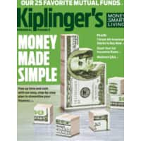 Kiplinger's Personal Finance: 1 Year for $5.99
