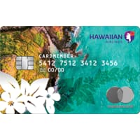 Hawaiian Airlines® World Elite Mastercard®: 60,000 bonus miles after spending $2,000 in first 90 days