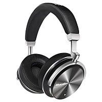 Bluedio T4 (Turbine) Active Noise Cancelling Over-ear Swiveling Wireless Bluetooth Headphones with Mic $  28.97 @amazon