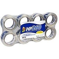 8-Pack of Duck HP260 Packaging Tape (60yds/roll)  $11.45 + Free Store Pickup