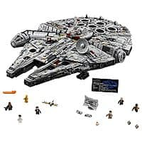 Star Wars Lego Millennium Falcon 75192 Ultimate Collector Series in stock $799.99