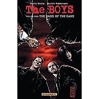 The Boys Vol. 1: The Name of the Game Kindle & comiXology Read for Free Image