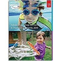 Adobe Photoshop Elements and Premiere Elements 2019 $80 ($99.99 + 20% off) New Google Express Customers Only