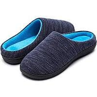 Amazon.com Lightning Deal RockDove Women's Birdseye Knit Memory Foam Slipper 4 sizes 4 colors = $14. Free Shipping & Returns