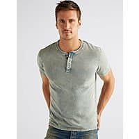 Lucky Brand: Extra 60% Off Sale Items, Sugar Magic Henley $10 & More