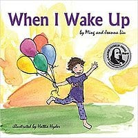 Great baby board book - When I Wake Up - on SALE! $  6.23