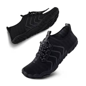 SAYOLA Water Shoes Mens Womens Quick Dry Sports Swim Aqua Shoes from $8.49 @Amazon + FSSS