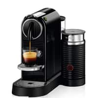 Bloomingdales offers the Nespresso CitiZ and Milk Frother Espresso Maker for $149.99