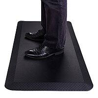 FlexiSpot Standing Desk Mat 20 in x 39 in Non-Slip Comfort Kitchen Floor Mat $  39.99+Free Shipping@Amazon. $  39.94