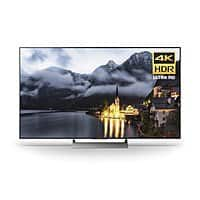 Sony XBR65X900E 65-Inch 4K Ultra HD Smart LED TV (2017 Model) + FREE SHIPPING - Amazon.com $1298.00