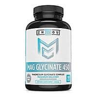 Prime Members: Magnesium Glycinate Complex 180 Tablets Regular Price $19.94 Now only $1.54
