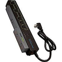 Tri Cascade i-BRIGHT7x 4ft or 6ft WiFi Enabled Smart Surge Protector $  29.88 w/free Prime Shipping