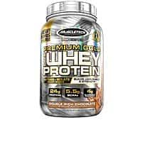 MuscleTech ProSeries Premium Gold Whey Protein Powder, 2.23 LBs for $13.06 at Walmart.com (Free Shipping on orders $35+)