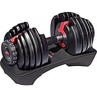 Bowflex SelectTech Adjustable Dumbbells - $194.16 Free shipping with Prime