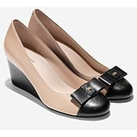 Cole Haan Elsie Bow Wedge & other clearance $24