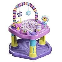 Evenflo Exersaucer Bounce and Learn Sweet Tea, Party $34.41