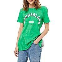 Wonderland Tulle Back T-Shirt $  19.99 + fs @nordstorm