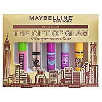 5-Pack Maybelline Gift of Glam Mini Mascara Makeup Set (Black) $7.50 + Free Store Pickup