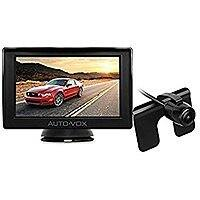 AUTO-VOX M1 Car Rearview Backup Camera Kit with 4.3