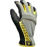 Grease Monkey Tool Handler All Purpose Work and Riding Gloves with Touchscreen Capabilities (Medium) $3.86