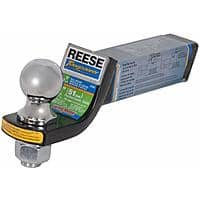 "Reese 2"" Ball  Towing Hitch (reversible) @Amazon  $13.83"