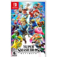 Super Smash Bros. Ultimate - Nintendo Switch - $39.50 [Facebook - Daily Steals]