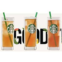 Starbucks Stores: 12oz. Teavana Shaken Iced Tea Infusion Drink  Free (Valid 1-2PM Only)