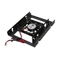 "Rosewill 2.5"" SSD / HDD Mounting Kit for 3.5""Drive Bay w/ 60mm Fan (RDRD-11003) FAR + Free Shipping"