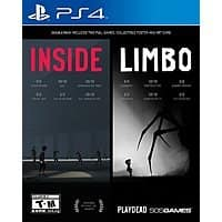 Inside & Limbo Double Pack (PS4 or Xbox One) $14.99 + Free In-Store Pickup via GameStop