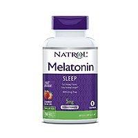 150-Tablets Natrol Melatonin 5mg Fast Dissolve Supplement (Strawberry) $3.95 w/ S&S + Free Shipping via Amazon