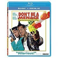 Don't Be a Menace to South Central While Drinking (Blu-Ray + Digital HD) $  5.36 via Amazon