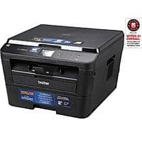 Brother HL-L2380DW Wireless Monochrome Laser Printer $  84.99 + Free Shipping
