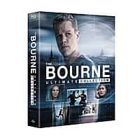 The Bourne Ultimate Collection (Blu-Ray) $  19.99 w/ Fry's Friday 2/23 Promo Code + Free In-Store Pickup