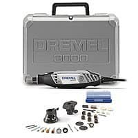 Dremel 3000 Rotary Tool w/ 28 Accessories Kit $44.98 + Free Shipping via Amazon
