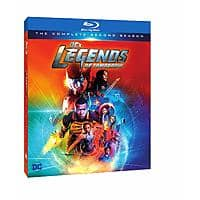 [Blu-ray] DC's Legends of Tomorrow: The Complete Second Season (Digital HD with Ultraviolet +) $12.99
