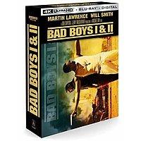 Bad Boys + Bad Boys II (4K Ultra HD + Blu-ray + Digital) $22.96 + Free In-Store Pickup