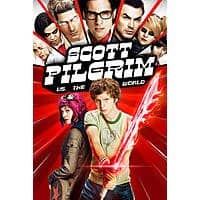 Scott Pilgrim vs. The World, Super 8, Attack the Block (Digital HD) $4.99 Each via Apple iTunes