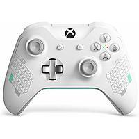 Microsoft Xbox One Wireless Controller (Sport White Special Edition) $42.46 AC + Free Shipping