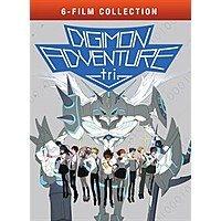 Digimon Adventure tri.: 6-Film Collection (Digital HD) $14.99 via Microsoft Store