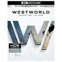Westworld: The Complete Season 2 (4K UHD + Blu-Ray + Digital HD) $24.99 via Amazon