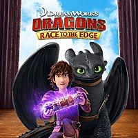 Dreamworks TV Series (Digital HD): Dragons: Race to the Edge: Season 1-4 $5 each & More